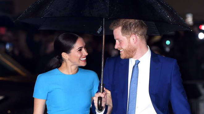Meghan and Harry are making their final duties as royals