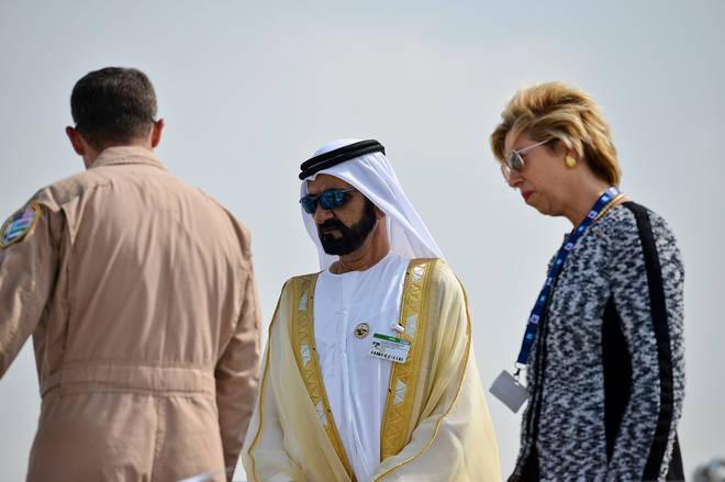 Sheikh Mohammed bin Rashid Al Maktoum is in court