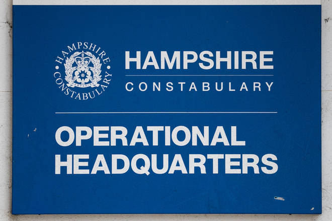 Hampshire Police have made a direct appeal to the boy's mother