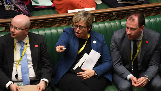 SNP MP Joanna Cherry said politicians should stand up to gender lobby bullies