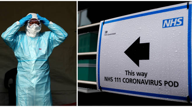 Coronavirus cases in the UK have now reached 164