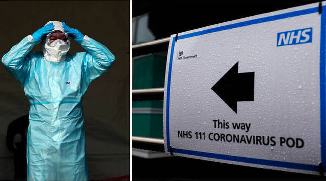 Coronavirus cases in the UK have now reached 164.