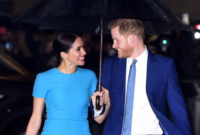 The couple attended the annual Endeavour Fund Awards.