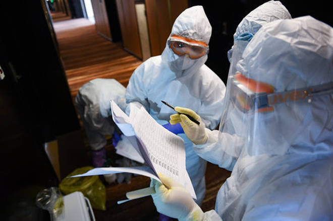 China quarantined entire cities to prevent the spread of coronavirus