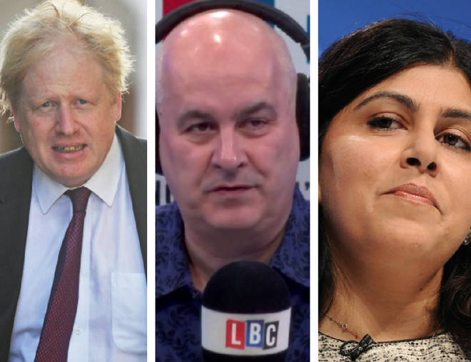 Baroness Sayeeda Warsi ruled out supporting Boris Johnson in any leadership contest