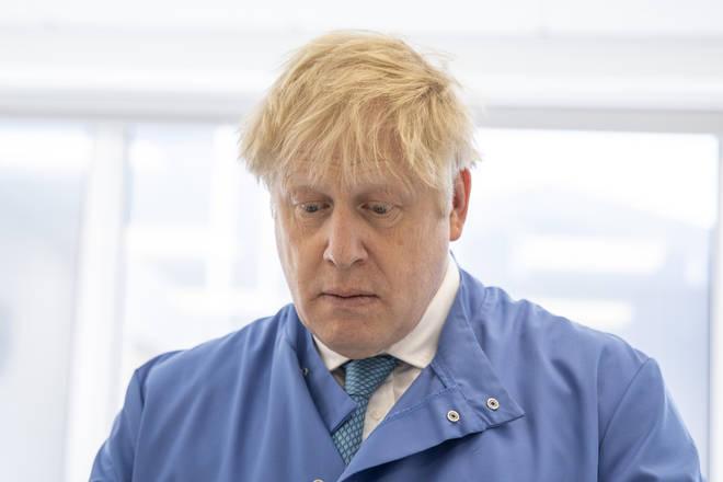 Boris Johnson's action on coronavirus has been criticised