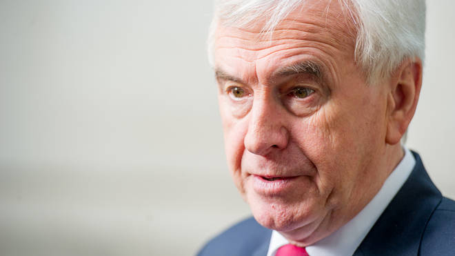 """Labour&squot;s John McDonnell has told the new chancellor to """"get a grip"""" in the upcoming Budget"""