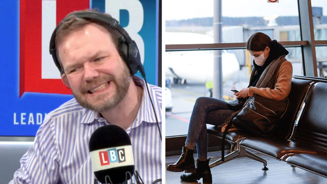 James O'Brien heard an alarming tale from a caller just back from Italy
