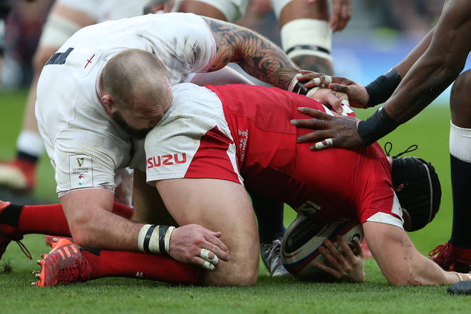Joe Marler has a chequered disciplinary history on the rugby pitch