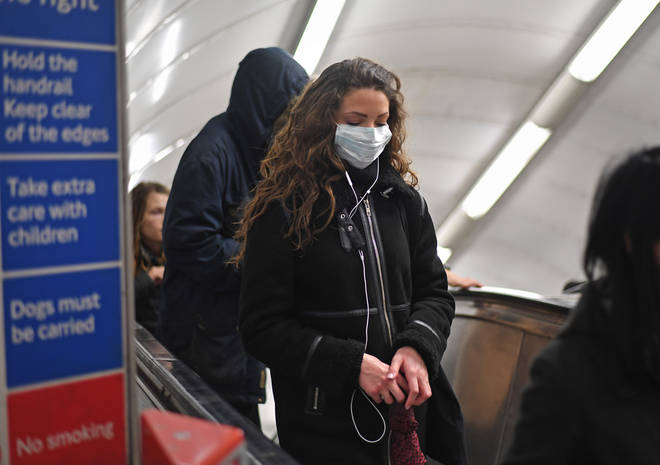 People have already started introducing measures for tube travel