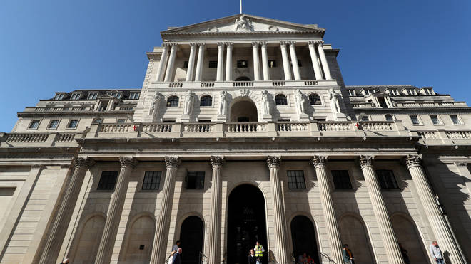 The Bank of England has slashed interest rates