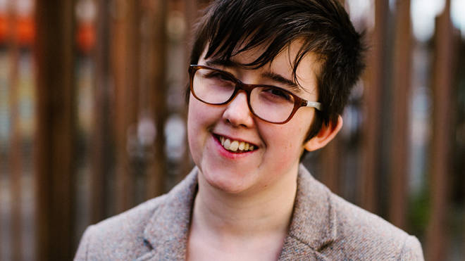 Lyra McKee was shot dead last April