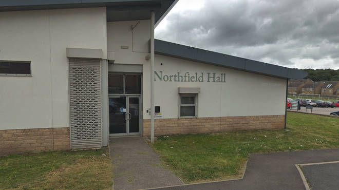 The shooting happened outside Northfield Hall