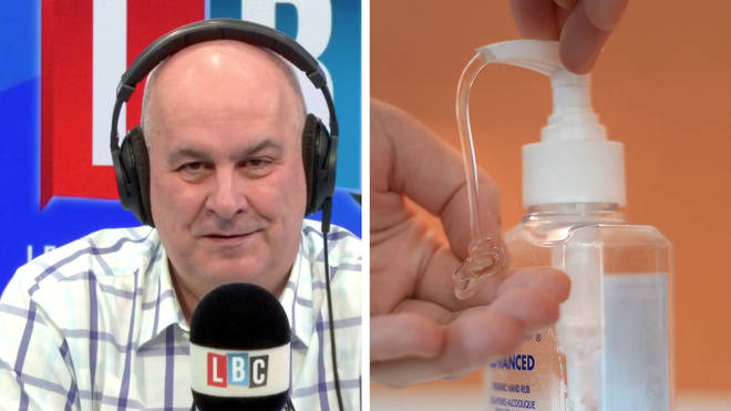 Iain Dale heard this powerful call from Brett over his coronavirus anxiety