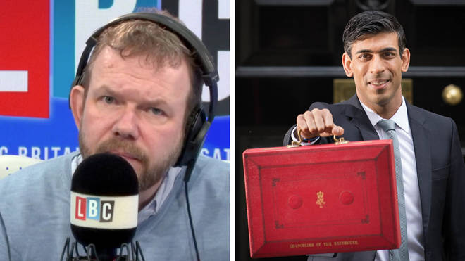 James O'Brien gave his response to the Tories u-turn on austerity