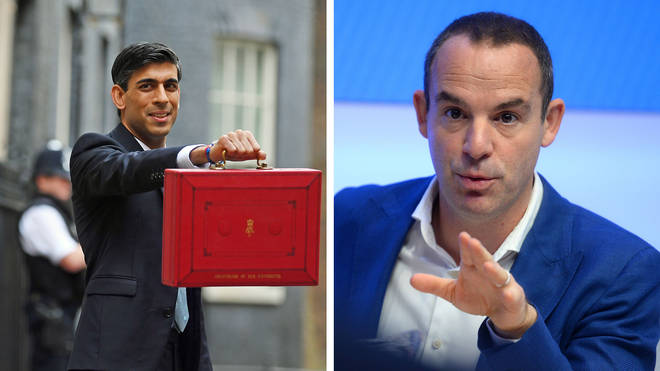 Martin Lewis responded to the Chancellor's spending spree