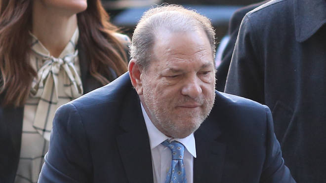 Harvey Weinstein has been sentenced to 23 years behind bars
