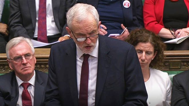 """Jeremy Corbyn has branded the Budget a """"cruel joke"""" that fails to reverse the effects of austerity"""