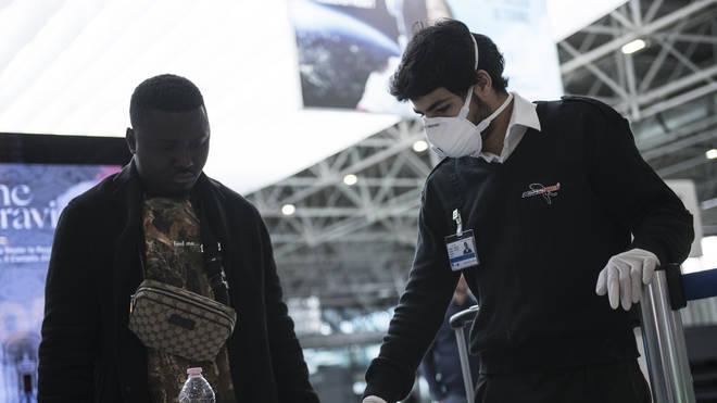 Coronavirus checks in Italy