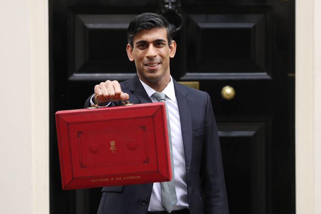 Chancellor Rishi Sunak Presents Annual Budget