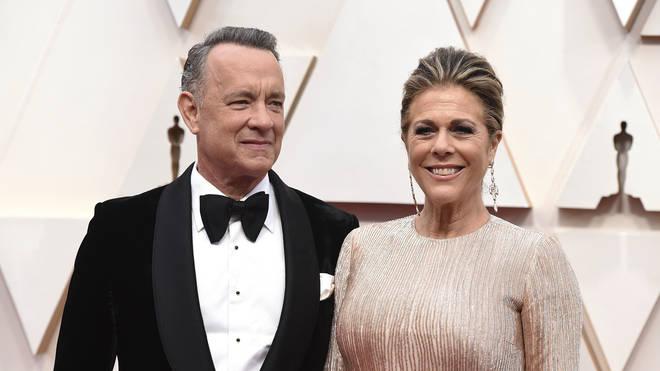 Tom Hanks has coronavirus