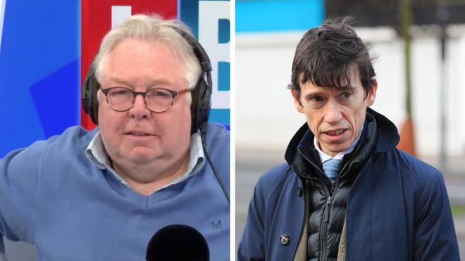 Nick Ferrari spoke to Rory Stewart about the response to coronavirus