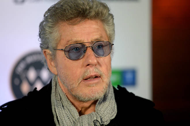 "Roger Daltrey told fans that shows will ""definitely happen"" at a later date"