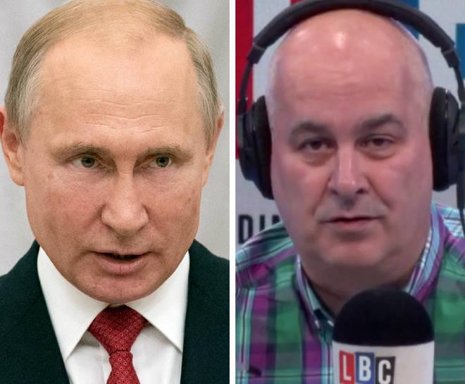 Iain Dale Putin
