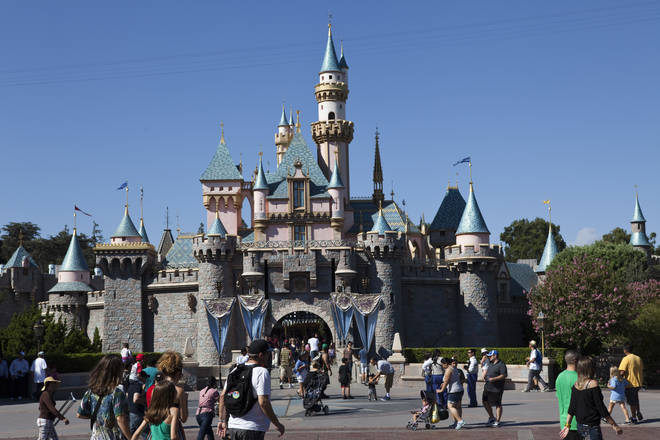 Disneyland California has shut its gate over coronavirus fears