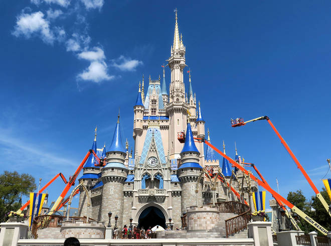 Wat Disney World in Florida will close from Monday
