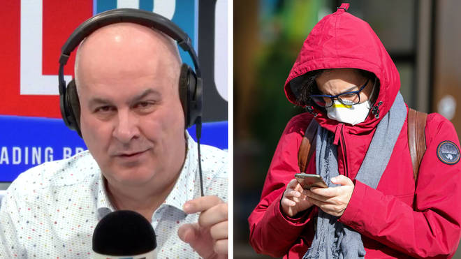 Iain Dale heard a fascinating account from an infectious diseases expert
