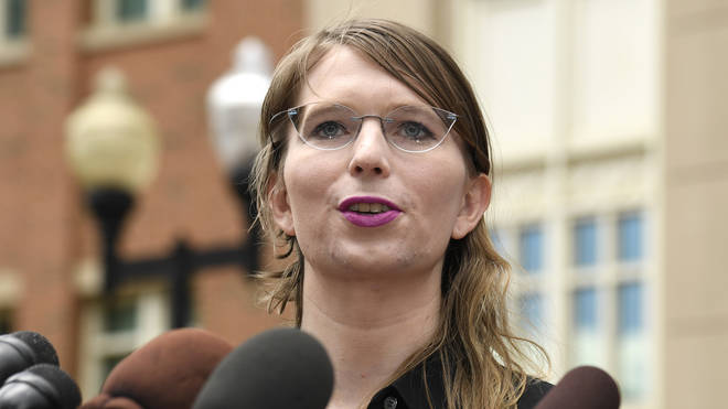Former US Army intelligence analyst Chelsea Manning has been freed from prison