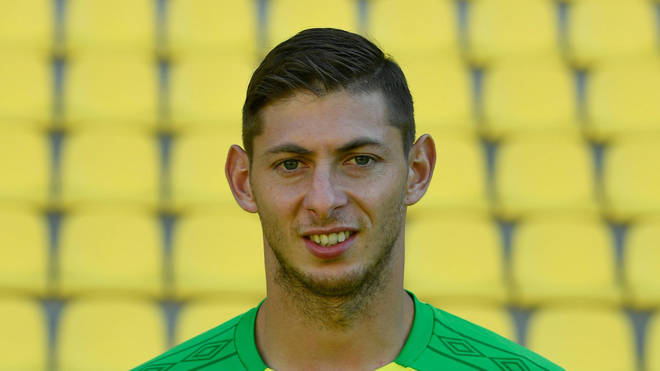 Emiliano Sala died in the Channel plane crash last January