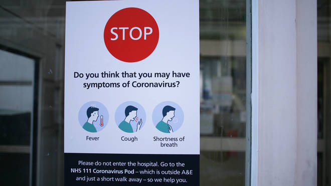 The Department of Health and Social Care is urging Brits to follow NHS advice