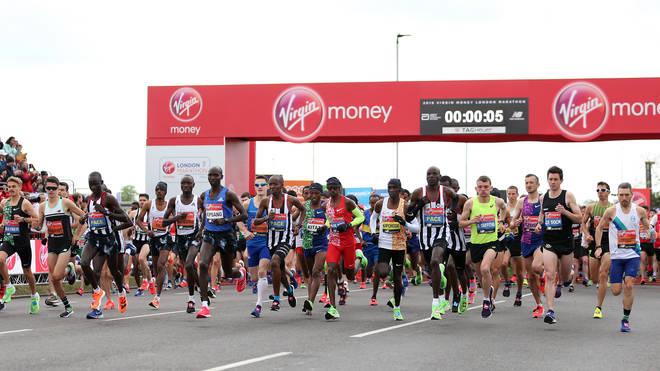 The London Marathon has been postponed due to coronavirus