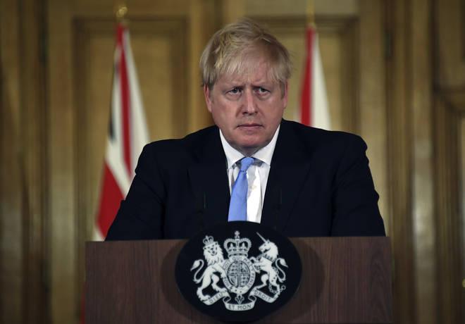 Boris Johnson has so far refused to ban mass gatherings
