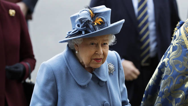 The Queen has reportedly left London for Windsor Castle