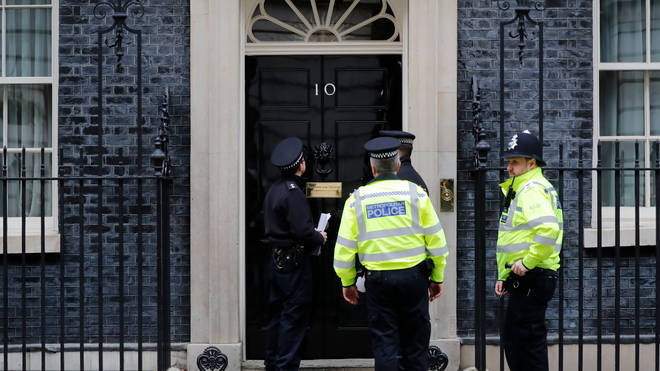 Downing Street could give police the power to arrest Covid-19 patients who refuse to self-isolate