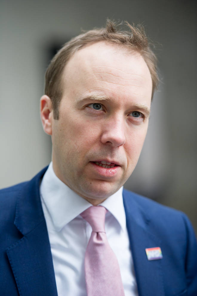 The UK's Health Secretary Matt Hancock announced that elderly people are likely to be asked to self-isolate