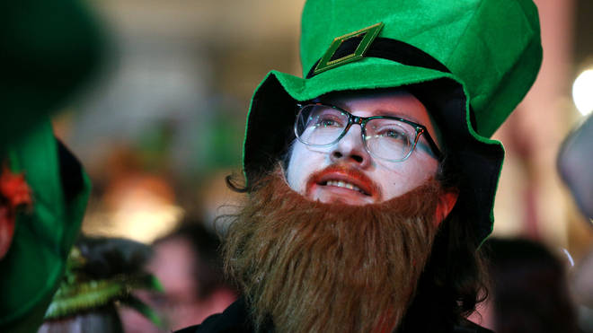 The Republic of Ireland government also urged people not to congregate at house parties