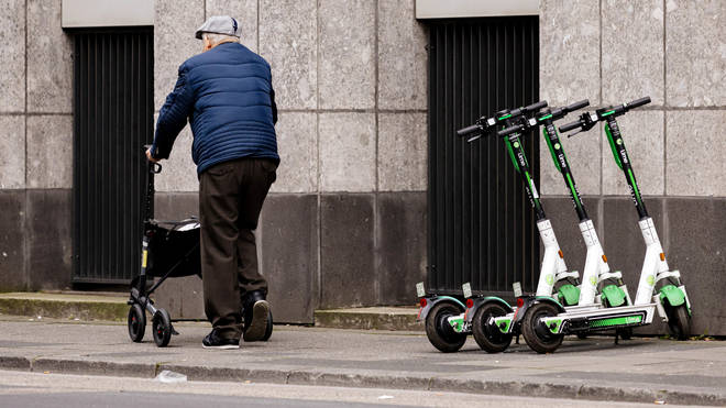eScooters could be trialed in four UK cities