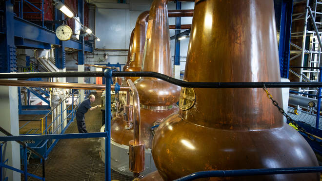 File photo: The number of distillers jumped to 246