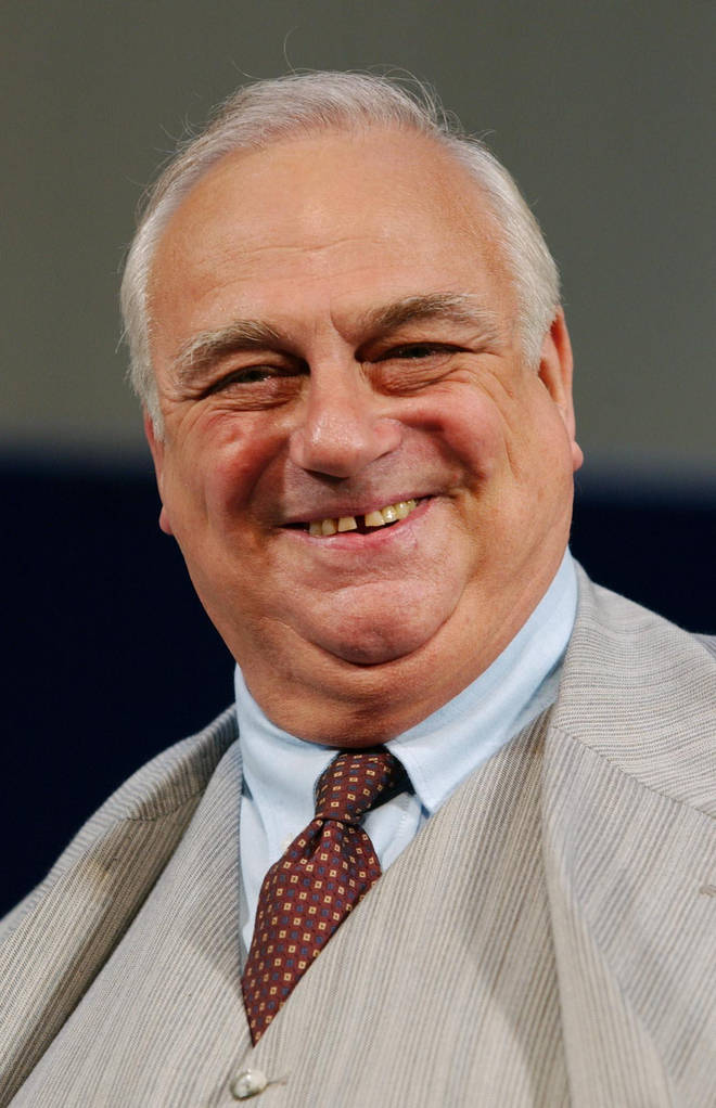 Comedian and actor Roy Hudd has died