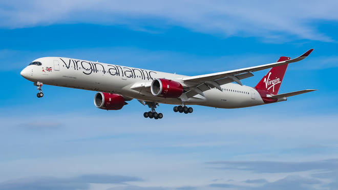 Virgin Atlantic plans to ground roughly 80 per cent of flights