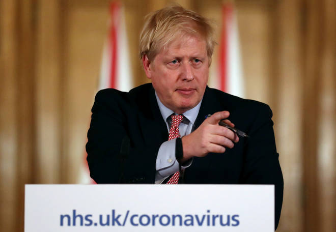 Boris Johnson has announced he will have daily coronavirus briefings