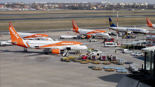 """EasyJet will introduce """"significant cancellations"""""""