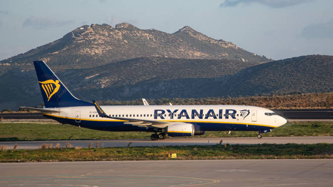 Ryanair's flight schedule will also see further reductions