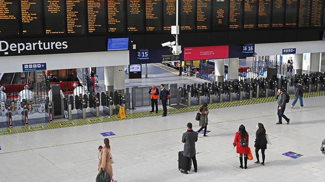 Boris Johnson has advised against all unnecessary travel