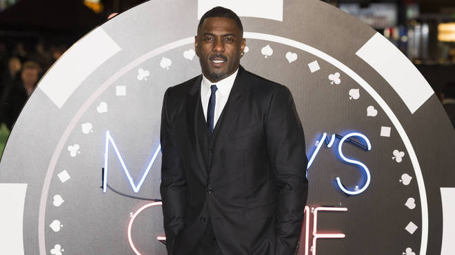 Idris Elba has tested positive for Covid-19