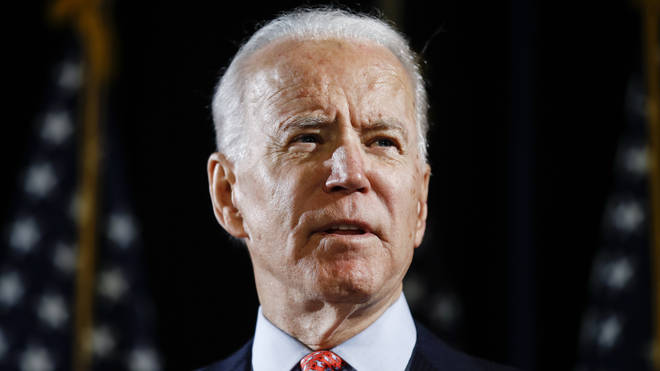 Joe Biden has won five of six states that voted last week